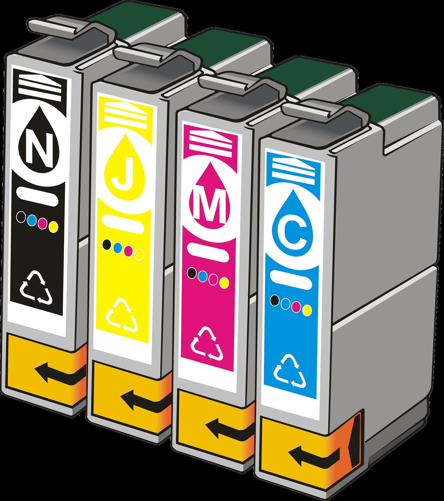 Goedkope inktcartridge