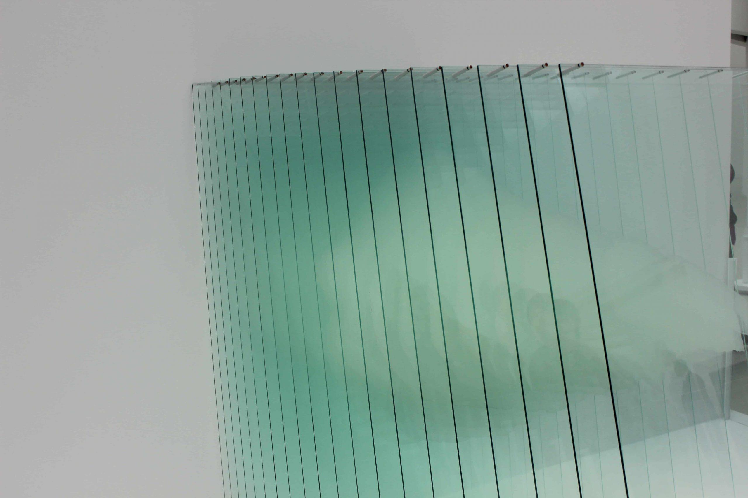 Glas als decoratie